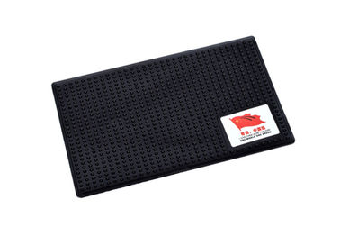 China Logo Printing Dashboard Sticky Pad Temperature Resistant For Mobile Phones factory